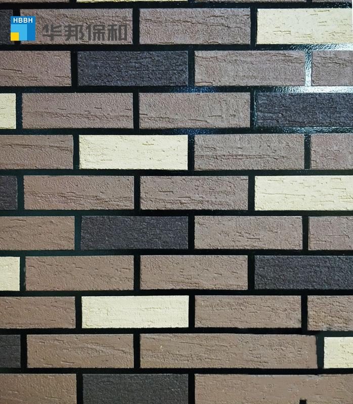 成都质感万博manbetx官网主页厂家质感漆仿石漆仿砖漆效果图三色砖